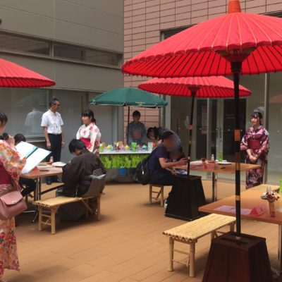Tea Time with Umeko〜梅五輪ティー&利き茶葉クイズ〜