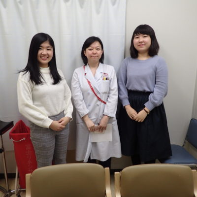 代々木病院 英語に関するインタビュー