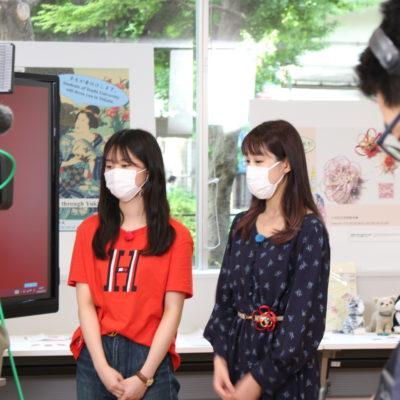 【報道番組取材】「日経ニュース プラス9  チーム池上が行く!」の取材を受けました