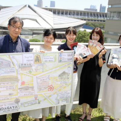 【朝日新聞掲載】コロナ禍での活動についてお話ししました