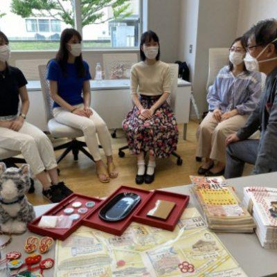 【毎日新聞掲載】東京五輪下での梅五輪プロジェクトの活動についてお話ししました
